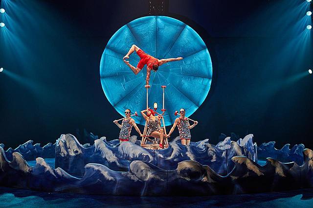 Circus Du Soleil