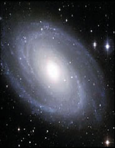 Planets form (5 bya)