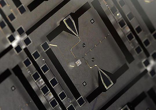 La primera máquina cuántica