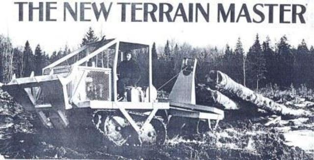 Joseph Produces The Terrain Master
