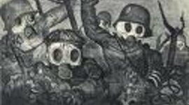 World War I Myles Walker  timeline