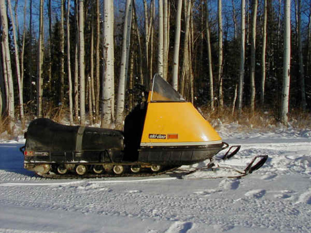 Bombardier Launches 4 New Snowmobiles