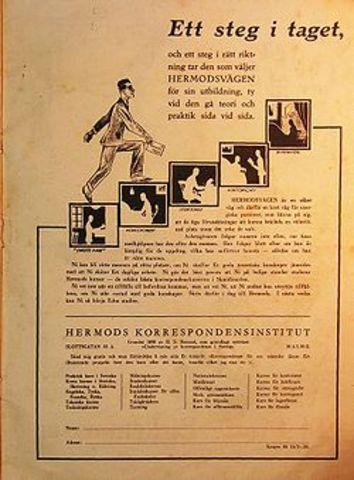 Suecia - Hans Svensson Hermod