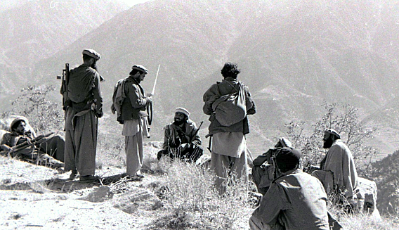 Afghanistan invaded by Soviet Union
