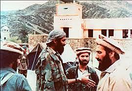 Osama bin Laden Makes Trip to Afghanistan
