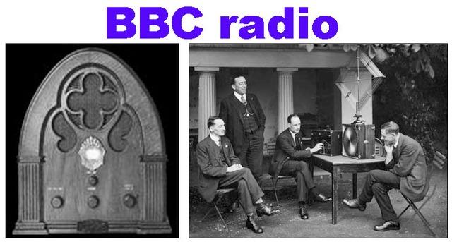 Inglaterra - BBC radio