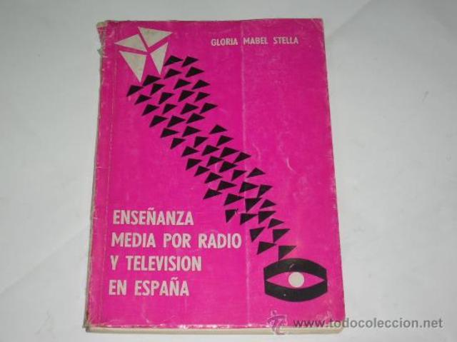 España - Enseñanza Media por Radio y Television