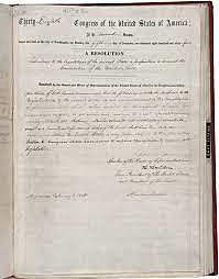 Thirteenth Amendment