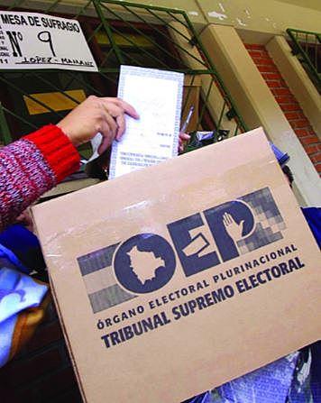 19 ONG exigen segunda vuelta electoral y la renuncia de los vocales del TSE