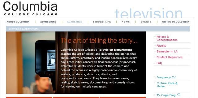 U.S.A.- Chicago TV College