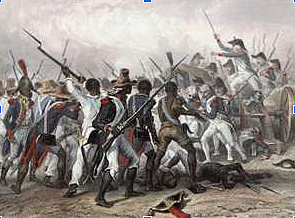 Haiti Gains Independence
