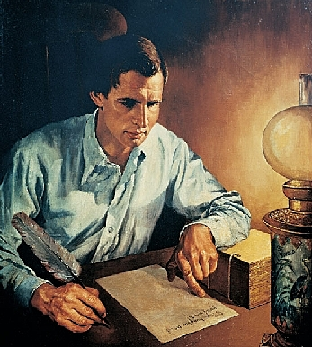Missing puzzles of Mormonism