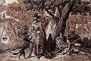Perot Rocaguinarda és indultat i s'allista als terços d'Itàlia.