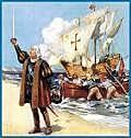 Descubrimiento de America en 1492