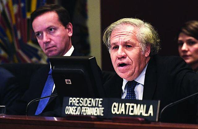 OEA pide no considerar legítimo resultado hasta cerrar auditoría