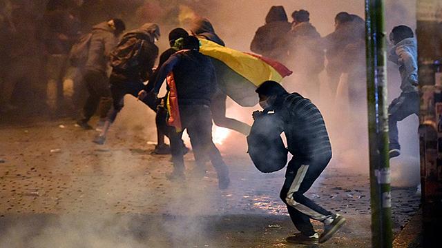 Alto Comisionado de las Naciones Unidas cuestiona uso de la fuerza contra manifestantes en Bolivia