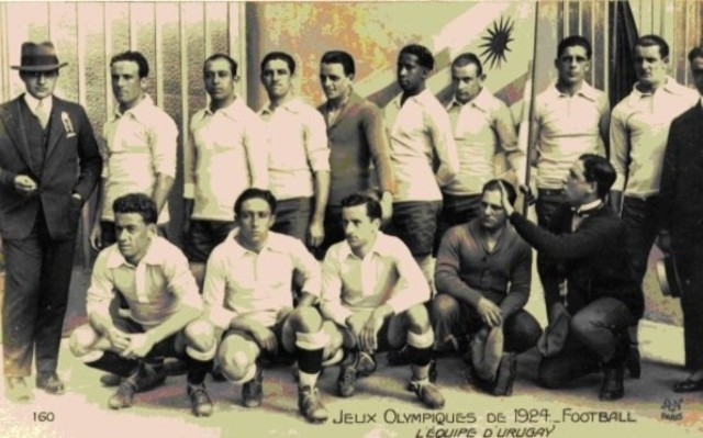 Campeonato Sudamericano 1924, sede: URU, campeón: URU