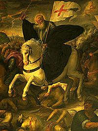 Batalla de Simancas, Ramiro II derrota a Ab al Rahman III. Afianzamiento de las tierras a orilla del Duero.