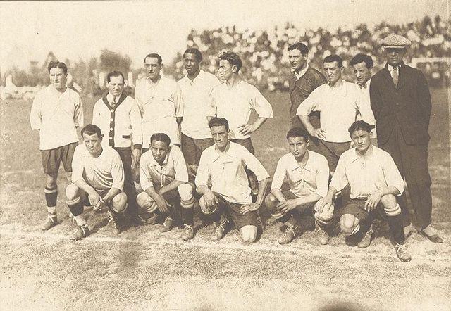 Campeonato Sudamericano de Selecciones 1926, sede: CHI campeón: URU