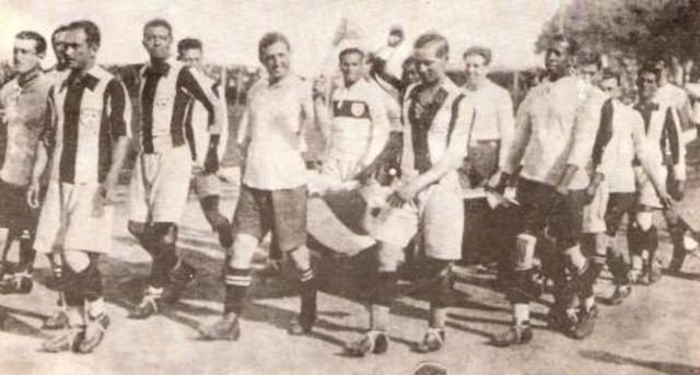Campeonato Sudamericano de Selecciones 1927, sede: PER campeón ARG