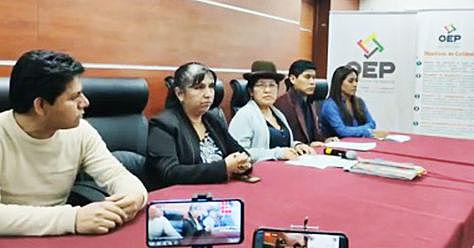 El TSE cierra el cómputo electoral y confirma la victoria de Evo Morales en primera vuelta