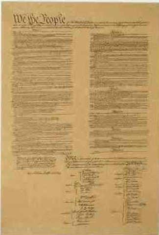 Ratificaton of the U.S. Constitution