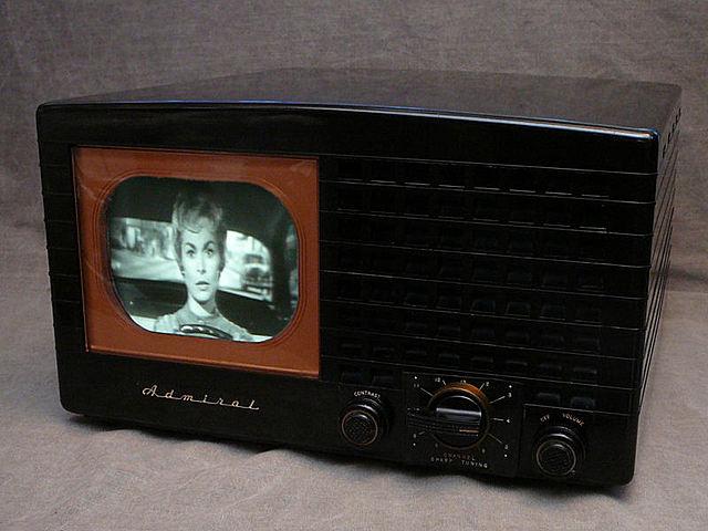 Evolución de la televisión a través de los años.