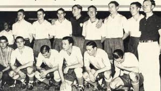 Campeonato Sudamericano de Selecciones 1937, sede: ARG campeón: ARG