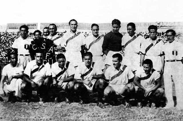 Campeonato Sudamericano de Selecciones 1939, sede: PER campeón: PER