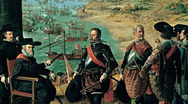 Reyes Católicos y Austrias timeline