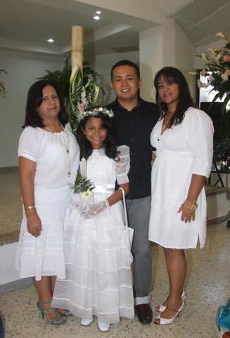 My first comunion