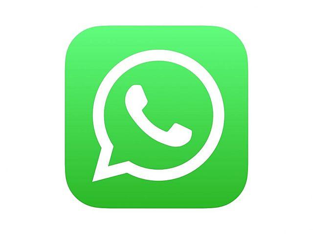 Lancement de la messagerie WhatsApp