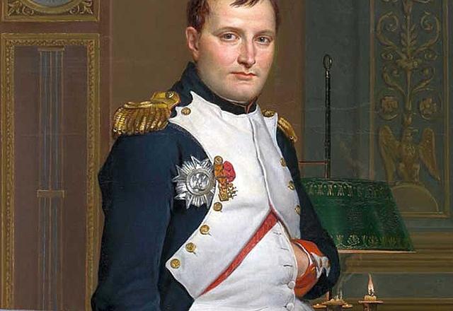 Napoleón Bonaparte da el golpe de estado