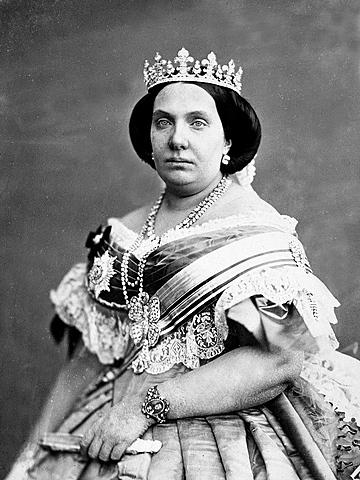 Neix Isabel II d'Espanya
