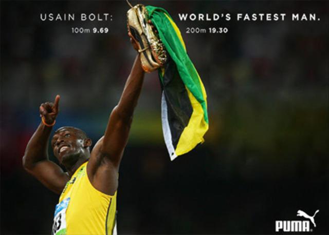 Usain Bolt breaks world records again (Track & Field)