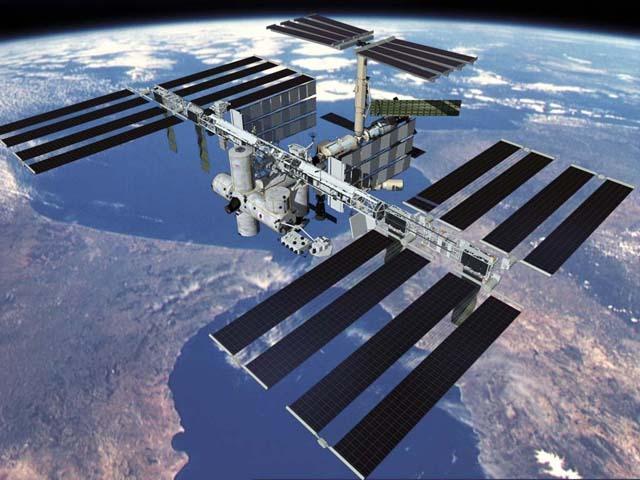 Inici de la ISS (Estació Espacial Internacional)