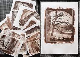 Talbot's Creation of Salt Prints
