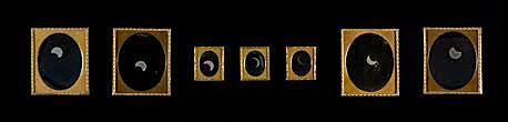 The First Solar Eclipse Photographs