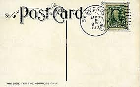 The Post Card Boom