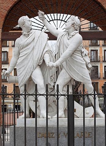 I fase escultura española: Neoclacisimo