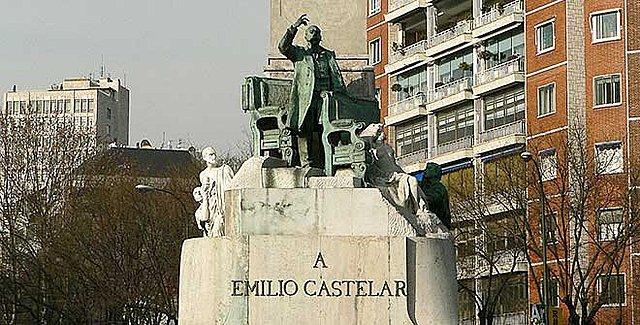 III fase Escultura Española: Realismo. Mariano Benlliure.