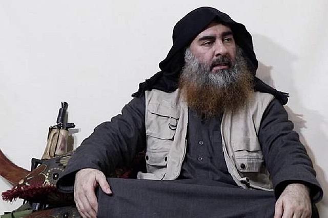 Pemimpn ISIS Bunuh Diri