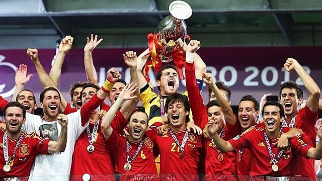 Campeón de Europa por 2ª vez