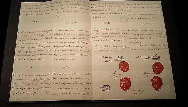 Tractat de Sant Ildefons de 1796