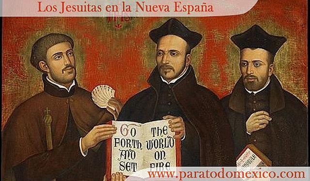 Llegan los Jesuitas