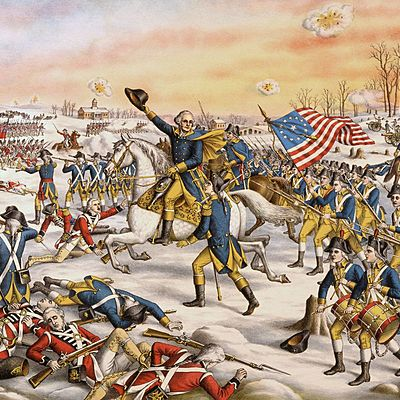 US History: 1700-1800 timeline