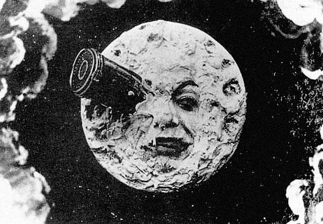 """Cortometraje """"Viaje a la luna"""""""
