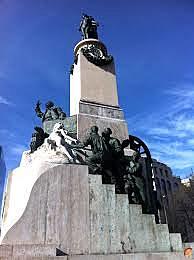 Monumento de Emilio Castelar y Ripoll de Mariano Benlliure
