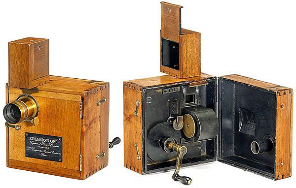 Primer Cinematógrafo