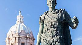 Digital Project: The History of Julius Caesar timeline